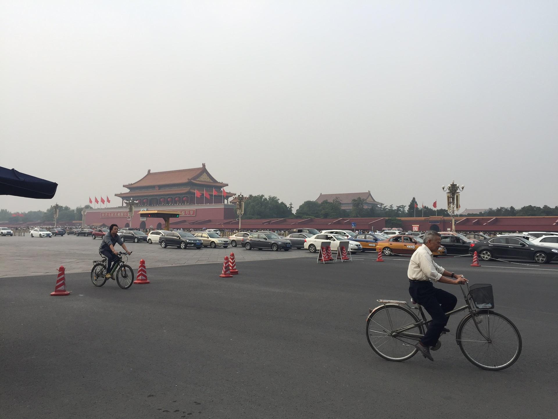 北京游(16.10.1-10.6,小萍&阿婷)